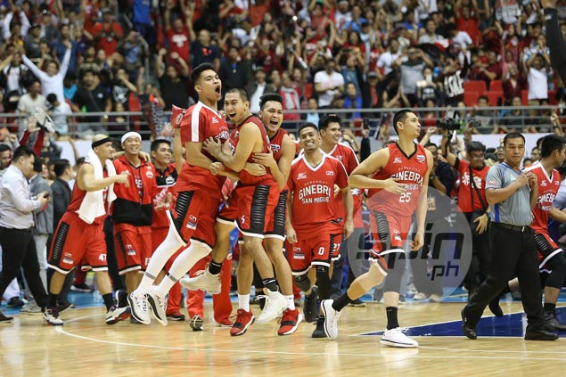 Ecstasy to surgery for Finals MVP LA Tenorio the morning after Ginebra's Game 7 win