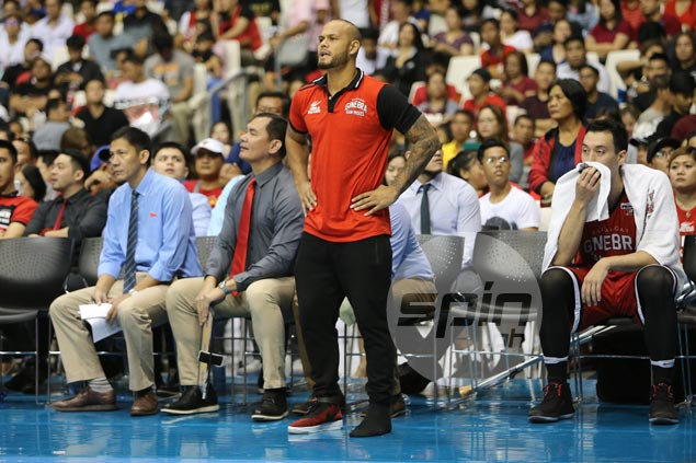 Tim Cone won't rule out return of Sol Mercado from injury in time for Game Seven