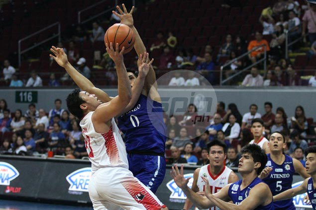 Alvin Pasaol shrugs off season-low output, vows to bounce back as UE tries to keep flickering hopes alive