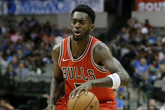 Bobby Portis has fourth-year option picked up by Bulls despite getting teammate sidelined with injury