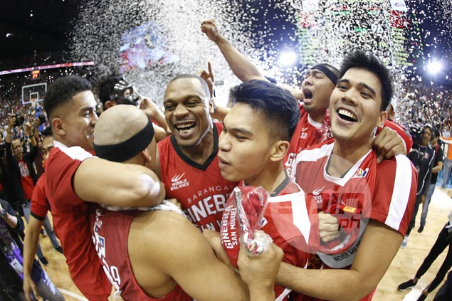 No individual heroics needed and Justin Brownlee glad to see balanced offense from Ginebra locals