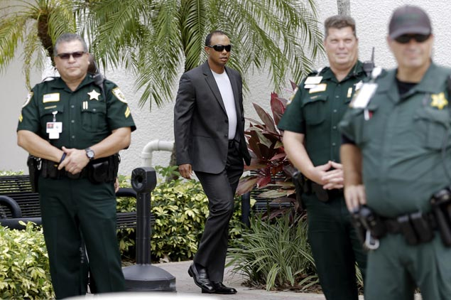 Tiger Woods avoids jail after pleading guilty to reckless driving