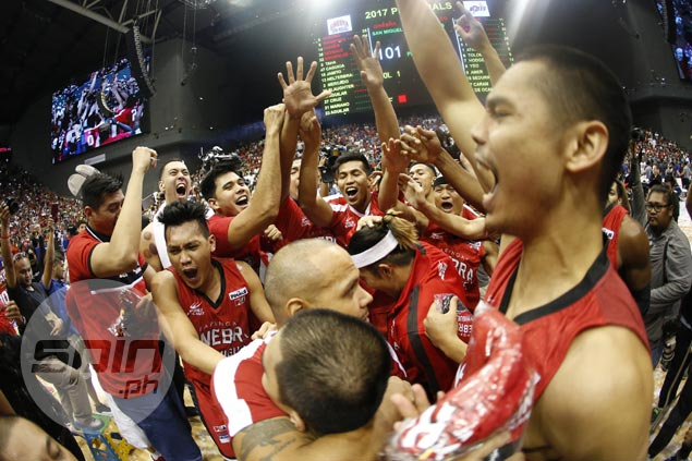 Eight-time champion Joe Devance sees Ginebra as next dynasty: 'We're going to win more titles'