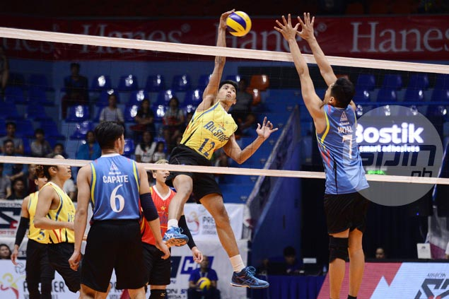 Berlin Paglinawan and Co. eclipse Marck Espejo-led squad in PVL All-Star match