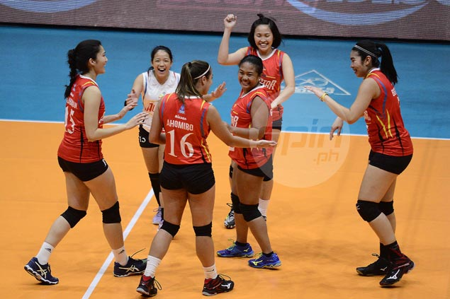 Diana Carlos, Aiko Urdas shine the brightest for Red Team in PVL All-Star Game
