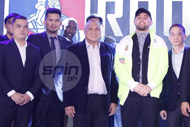 Pido Jarencio back as GlobalPort coach for a third time as Pumaren takes leave
