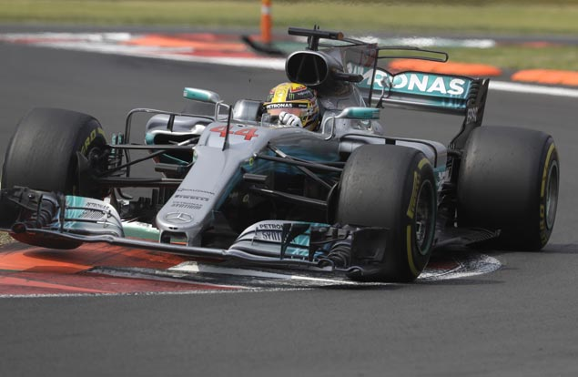 Ninth place finish in Mexican GP enough for Lewis Hamilton to secure fourth F1 title