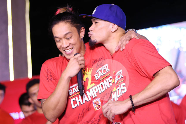 Mixed emotions for Caguioa as longtime 'Fast and Furious' partner Helterbrand calls it quits