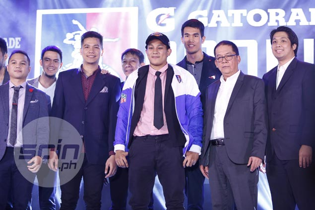 Surprise first-rounder Mac Tallo looks forward to forming 'Bisdak' trio with Pogoy, Tamsi at TNT