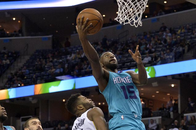 Kemba Walker sparks Hornets rally from double digits down to beat Grizzlies