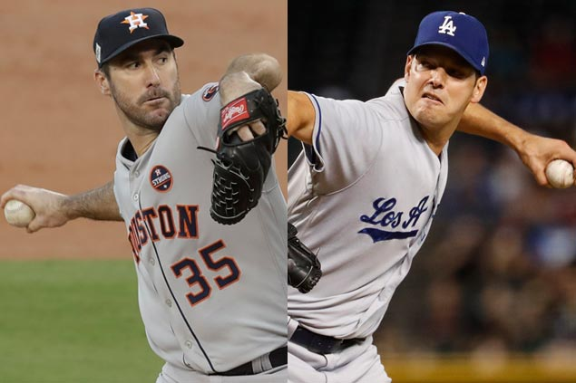 Another slugfest? It's Verlander vs Hill in World Series Game Six