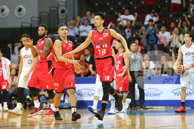 Blackwater set to keep Allein Maliksi with two-year max contract worth close to P10M