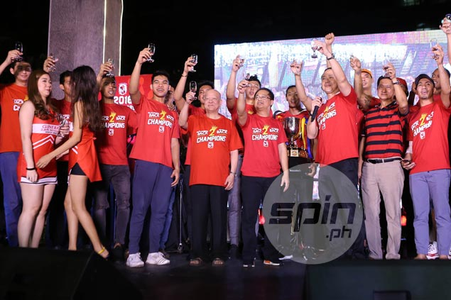 Scottie Thompson says Ginebra bonus enough to buy 'three, four' franchises of his barbershop