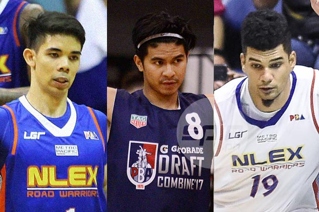 No deliberate effort to stack NLEX lineup with former Ateneo stars, says Yeng Guiao
