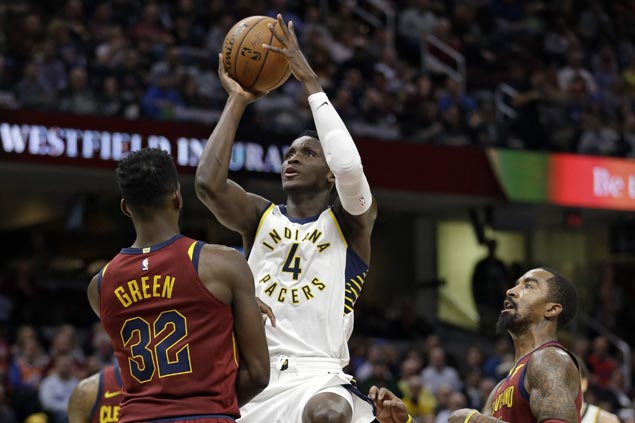 Pacers stretch streak to three and send Cavaliers to fourth straight loss