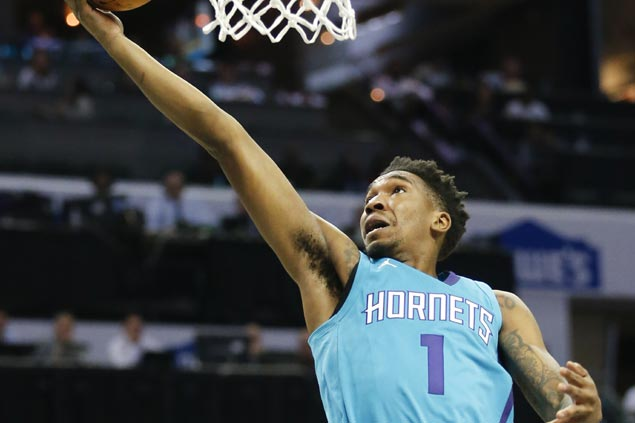 Malik Monk catches fire in the fourth as Hornets nip Bucks to stretch win run to three