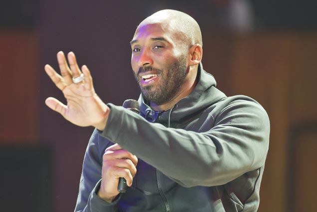 Kobe Bryant enters MMA as Laker great's sports drink BodyArmor nabs deal with UFC