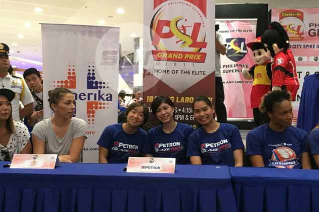Mika Reyes has one piece of advice to Bacolod fans: 'Reach for your dreams'