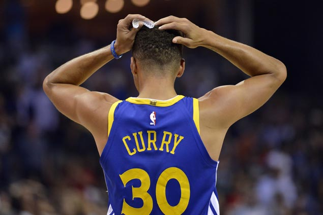 Stephen Curry says it was 'weird' his name was included in House Republicans' tax talking points