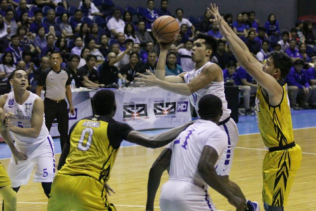 Blue Eagles close in on sweep and Tigers on verge of winless season