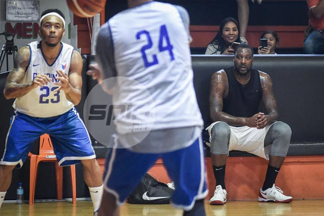 Andray Blatche returns to beef up full-strength Gilas team for World Cup qualifiers