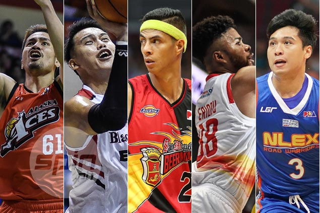 Arwind Santos banners list of resurgent stars facing position battles with arrival of top rookies
