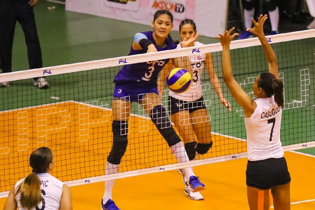 Foton makes quick work of Generika-Ayala to keep slate unblemished in PSL Grand Prix