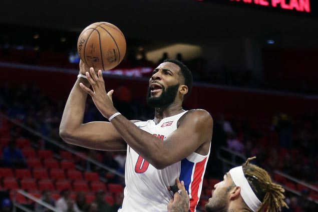 Andre Drummond posts double-double as Pistons send Kings to seventh straight loss