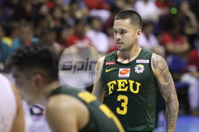 Inspired Jasper Parker heeds Racela call, takes over down the stretch for Tamaraws