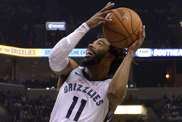 Grizzlies hit 13 triplesto beat Clippers and get back on track
