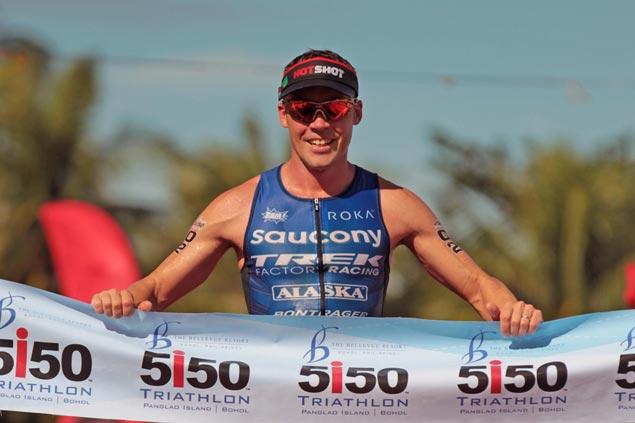 Tim Reed tops 5150 Bohol to foil Sam Betten's treble bid