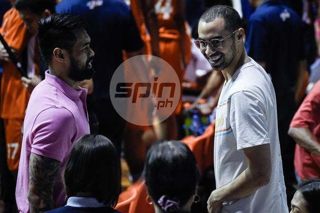 Wondering whatever happened to Chris Lutz? We ask Meralco coach Norman Black