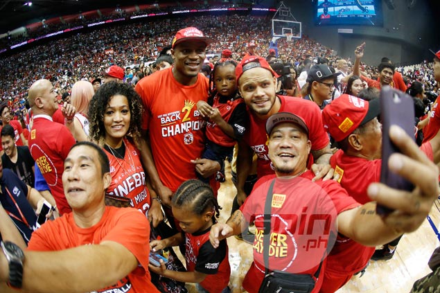 Justin Brownlee savors extended PH stay: 'I feel more Filipino the longer I stay here'