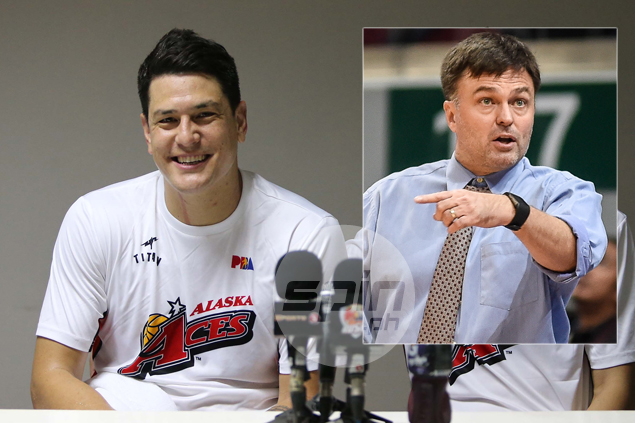 Compton mum on talk that Tony Dela Cruz is joining Alaska coaching staff