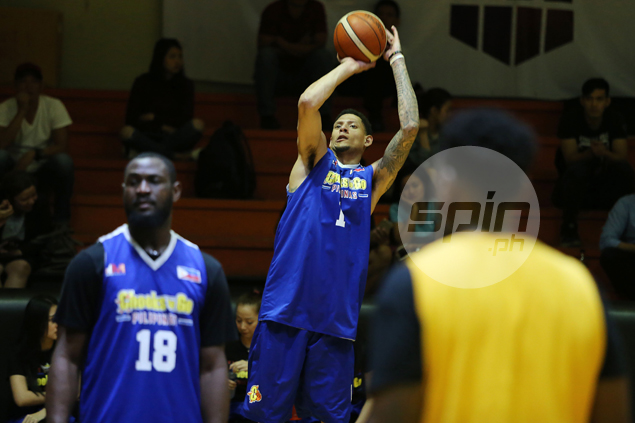 No definite plan yet for Isaiah Austin as Andray Blatche makes Gilas comeback