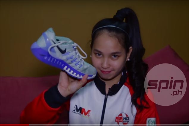 What's in the Bag series: Jheck Dionela pre-game basics gets mind, body, spirit ready for battle