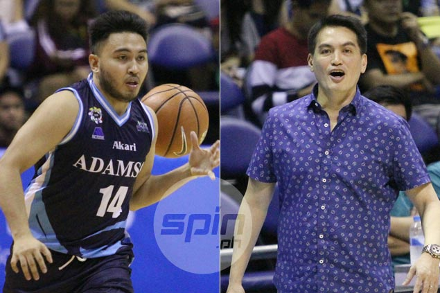 Franz Pumaren says best still to come for resurgent Falcons playmaker Jerie Pingoy