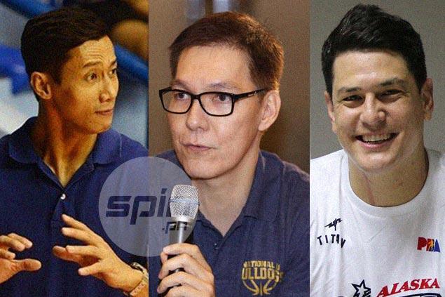 Alaska adds Eric Altamirano, Danny Ildefonso, Tony Dela Cruz to Compton coaching staff