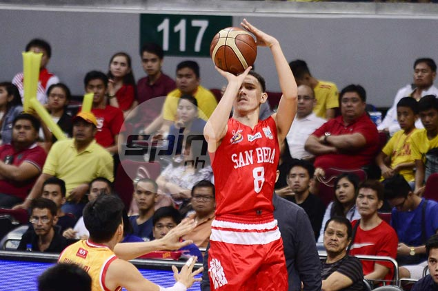 It's San Beda vs Lyceum in NCAA Finals after Red Lions oust SSC Stags in playoff
