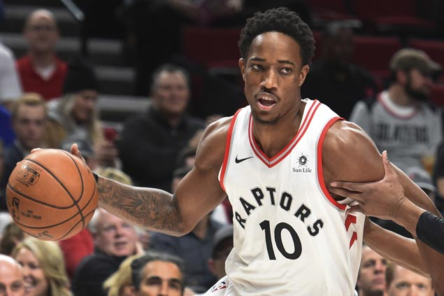Raptors get back at Wizards and stretch streak to four