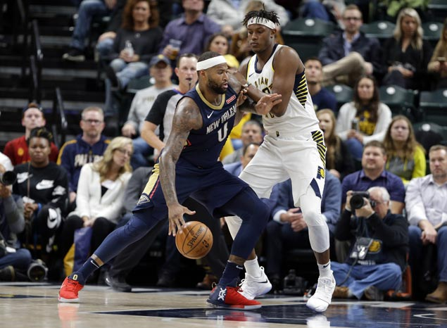 Pelicans stretch streak to three and send Pacers to third straight loss