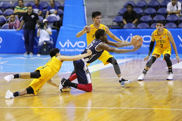 NU Bulldogs snap skid, keep Final Four hopes alive with gritty win over FEU Tamaraws