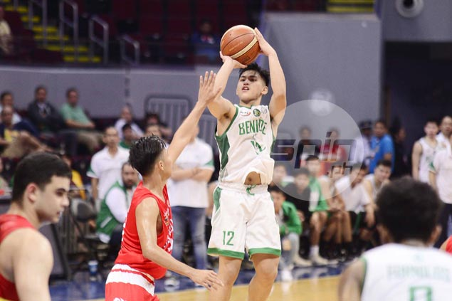 LSGH coach confident 'hungrier' Greenies capable of finally ending Mapua hex