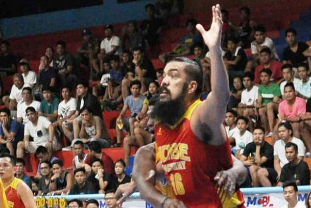 AMA Titans sign 'Big Mac' Andaya to boost slumping campaign in D-League