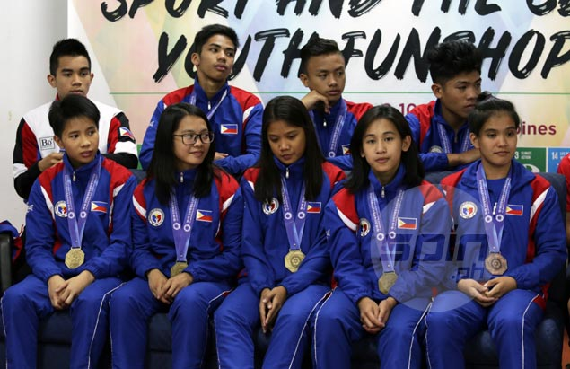 Philippine muay team bags six gold medals in World Martial Arts Masterships in South Korea