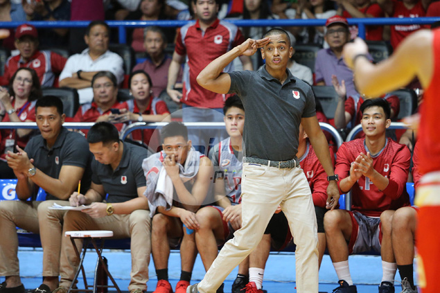 Lyceum fully committed to PCCL despite D-League stint with Zark's, says Topex Robinson