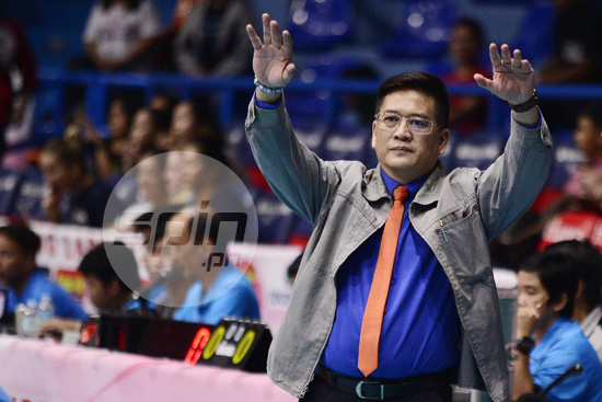 Francis Vicente puts full focus on UE after getting axed as Generika-Ayala coach