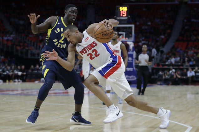 Surging Pistons overcome sluggish start to sink Pacers to fourth straight loss
