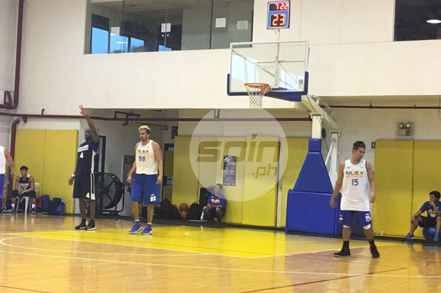 Tyler Lamb heats up late as Standhardinger-led Hong Kong downs Ravena, NLEX in tuneup