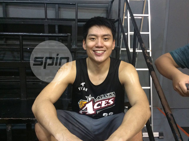 No feeling of entitlement as Jeron Teng puts in work to earn his minutes at Alaska